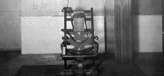 220 Ber Die Einf 252 Hrung Des Elektrischen Stuhls In New York