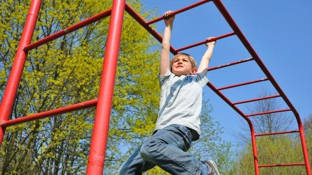 Klettergerüst Spielplatz : Stadt haftet nicht für sturz vom klettergerüst