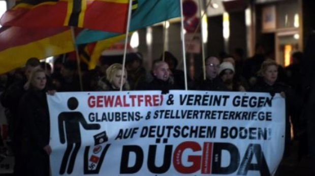 DÜGIDA-Demonstration