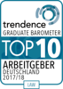 Trendence 2017/18_Top 10