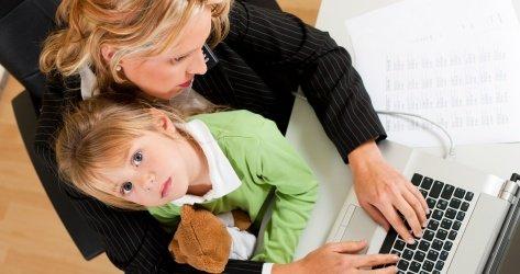 Muss Alleinerziehende Mutter Vollzeit Arbeiten