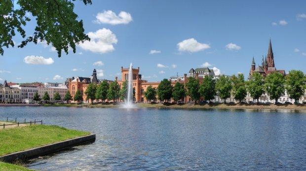 Was Ist Die Hauptstadt Von Mecklenburg-Vorpommern