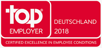 2018_Top Employer Deutschland