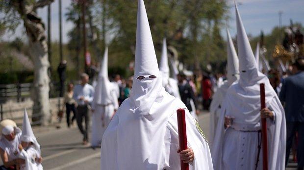Ku Klux Klan Die Selbsternannten Verfassungsschützer