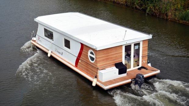 Ovg Hausboot Wohl Keine Bauliche Anlage