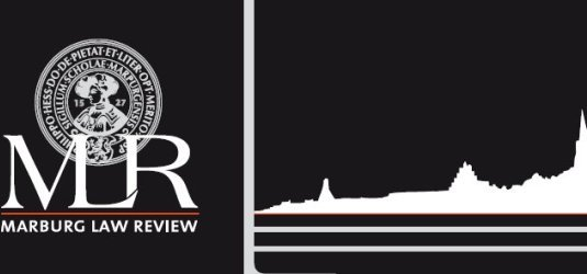 Marburg Law Review Logo