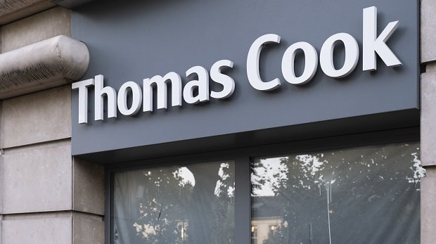 Thomas-Cook-Reisebüro
