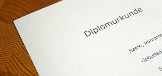 Akademische Grade Nach Der Ersten Juristischen Prüfung