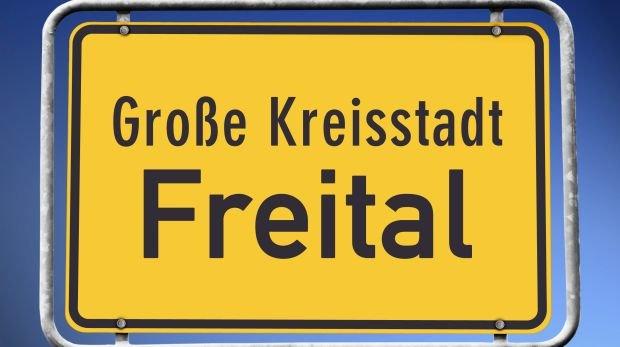 Schlampe aus Freital