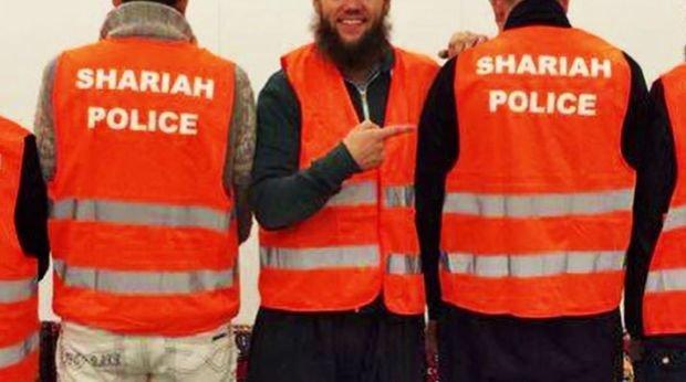 Scharia Polizei Wuppertal