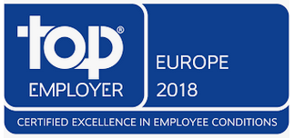 2018_TOP Employer Europa