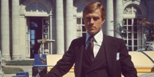 "Robert Redford in ""The Great Gatsby"" (1974"