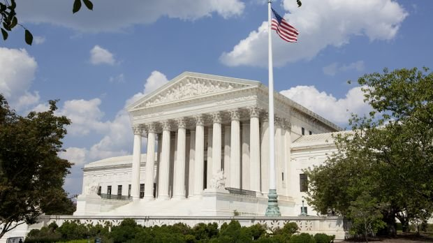 Supreme Court in den USA