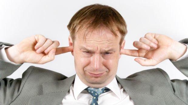 Mann Ohne Ohren
