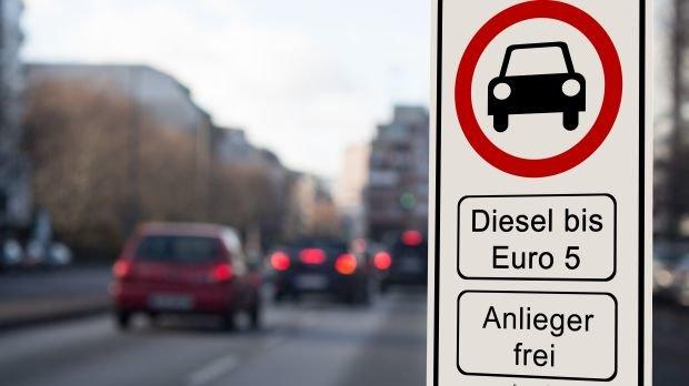Diesel Euro 6 Fahrverbot