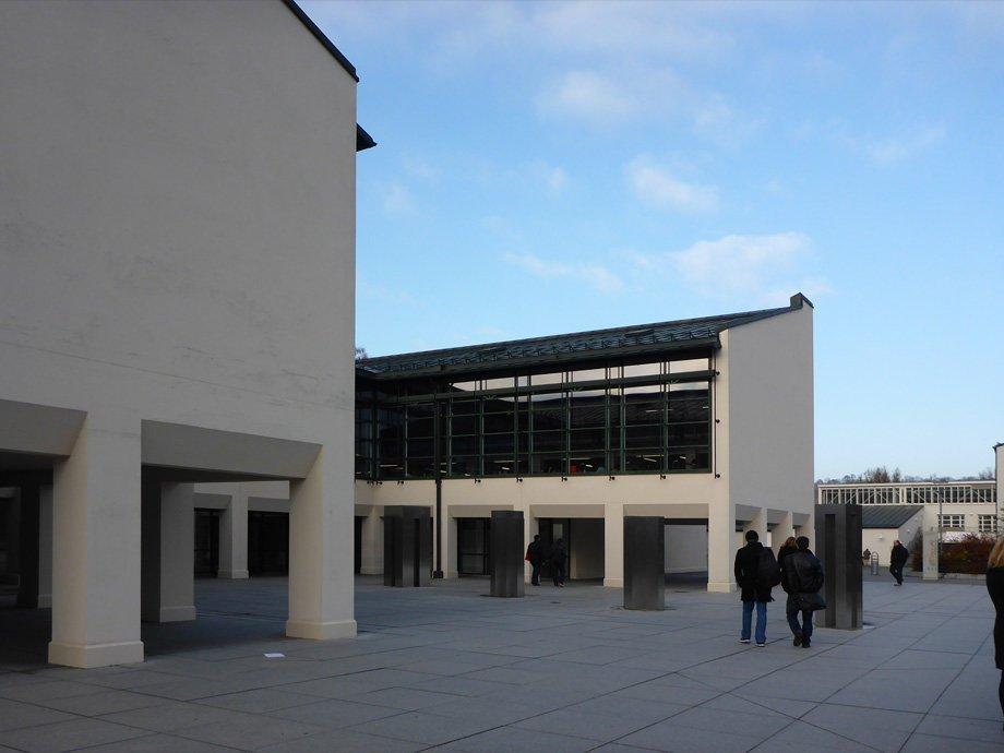Jurastudium an der Uni Passau