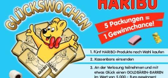 Gewinnspiel Haribo