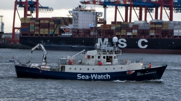 "Schiff ""Sea-Watch 2"""
