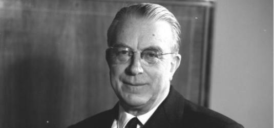 Adenauers umstrittener Staatssekretär: Hans Globke