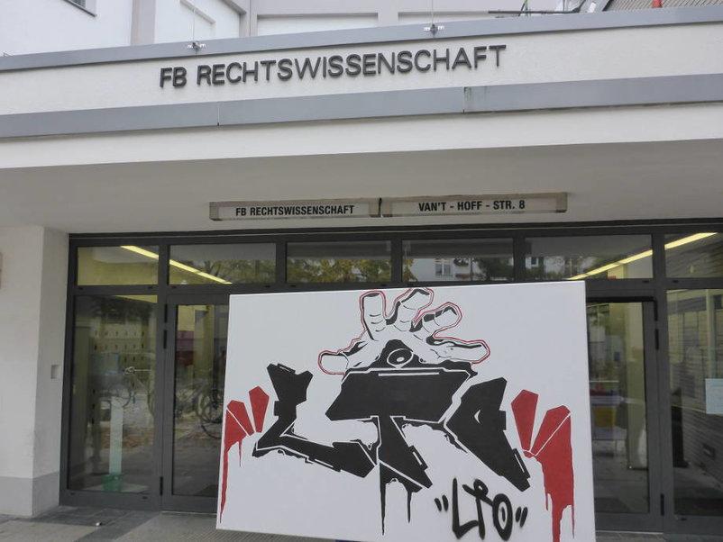 Freie Universität Berlin Stellenangebote