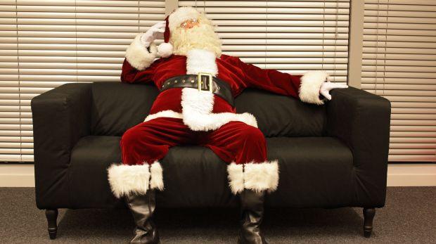 'Weihnachtsmänner gesucht!': Heiligabend und das AGG