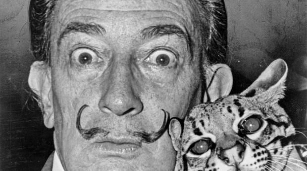 Kunst und Recht: Immer wieder Ärger mit Salvador Dalí