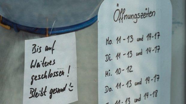 LG Frankfurt am Main: Keine Mietminderung wegen Corona-bedingter Ladenschließung