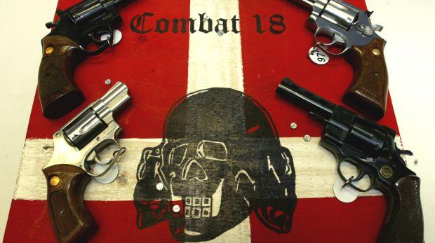 BVerwG: `Combat 18`-Verbot bleibt vollziehbar