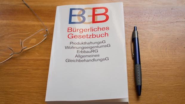 Recht - cover