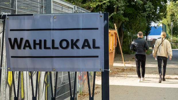 Expertenkommission zu Wahlpannen in Berlin