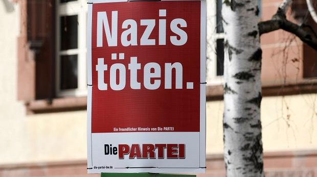 VG Chemnitz: Wahlplakate von 'Die Partei' zulässig