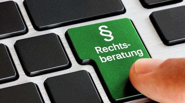 Werbeslogans Eines Online Rechtsdienstleisters Verboten