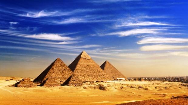 Pyramiden Im Alten ägypten
