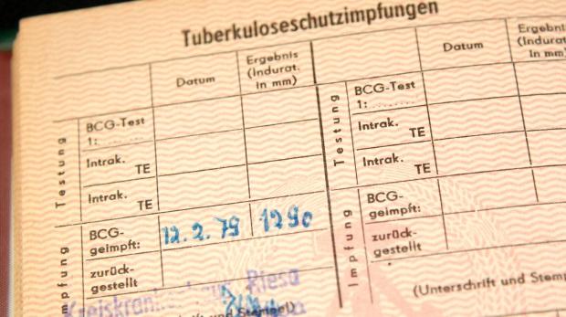 tuberkulose impfung