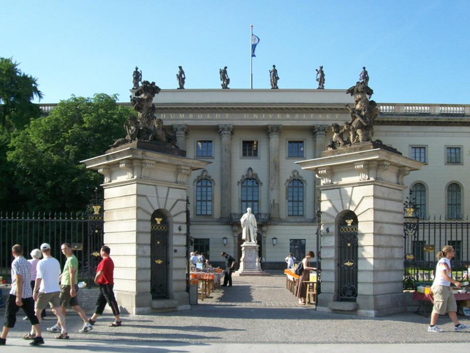 Jura Uni Berlin