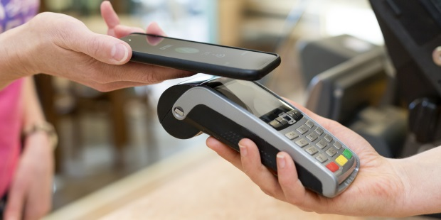 bargeldloses Zahlen mit dem Smartphone