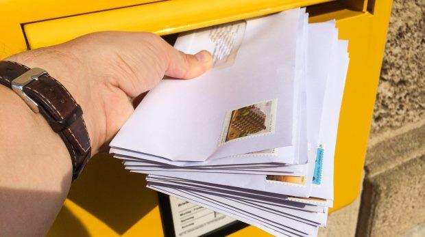 Briefe Mit Nachnahme : Bverwg postporto war zu hoch