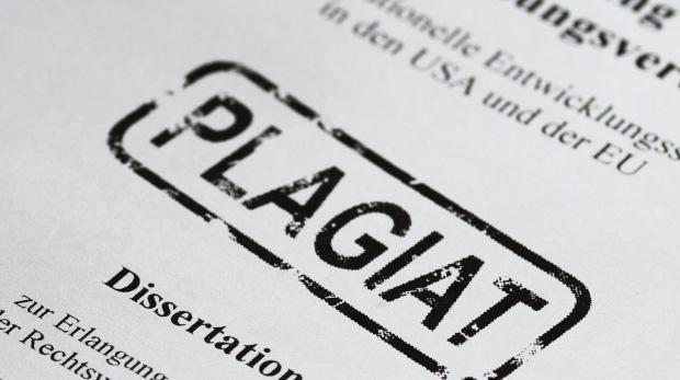 Neuer Plagiatsfall - ausgerechnet im Urheberrecht